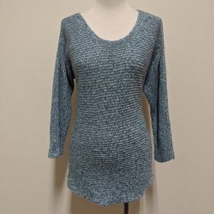 3for$20 blue sweater glitter silver